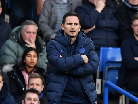 Frank Lampard reveals his main complaint with Chelsea squad after West Ham defeat