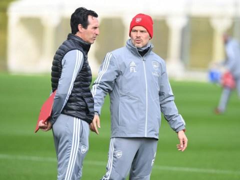 Former Arsenal star John Hartson takes dig at Freddie Ljungberg for failing to help Unai Emery