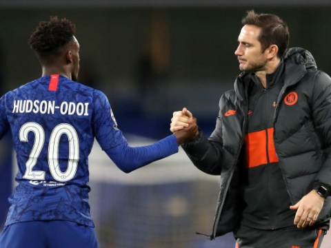Callum Hudson-Odoi explains why he decided to stay at Chelsea amid Bayern Munich interest