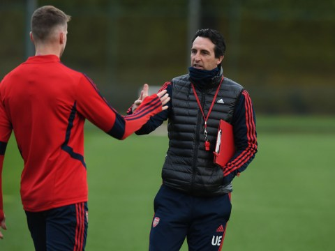 Arsenal's decision to hold vote to decide club captain wasn't Unai Emery's idea