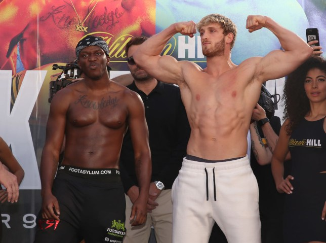 KSI and Logan Paul are set to earn big money from their fight