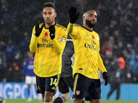 Pierre-Emerick Aubameyang and Alexandre Lacazette will leave if Arsenal don't improve, warns Martin Keown