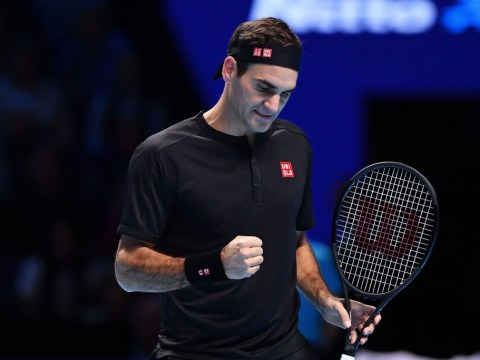ATP Finals: Roger Federer sets up mouth-watering Novak Djokovic showdown with Matteo Berrettini win