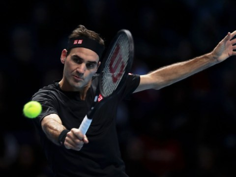 Roger Federer dumps Novak Djokovic out of the ATP Finals to hand Rafael Nadal year-end No. 1 spot