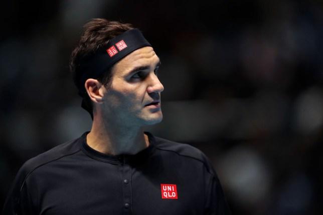 Roger Federer qualified for the ATP Finals semis after beating Novak Djokovic