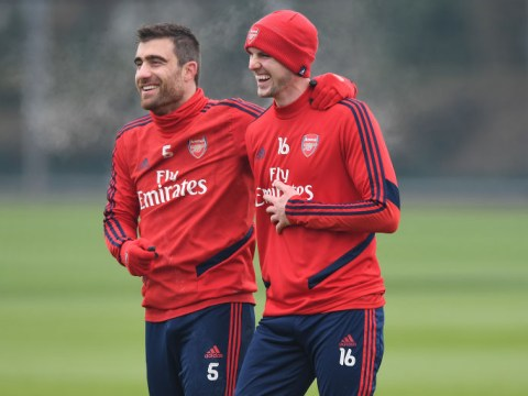 Sokratis and Rob Holding refuse to write off Arsenal's Champions League hopes