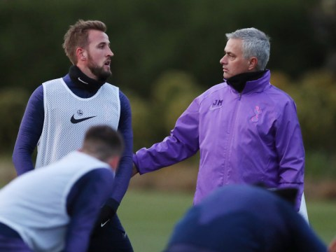What Jose Mourinho told Tottenham squad in first training session after replacing Mauricio Pochettino