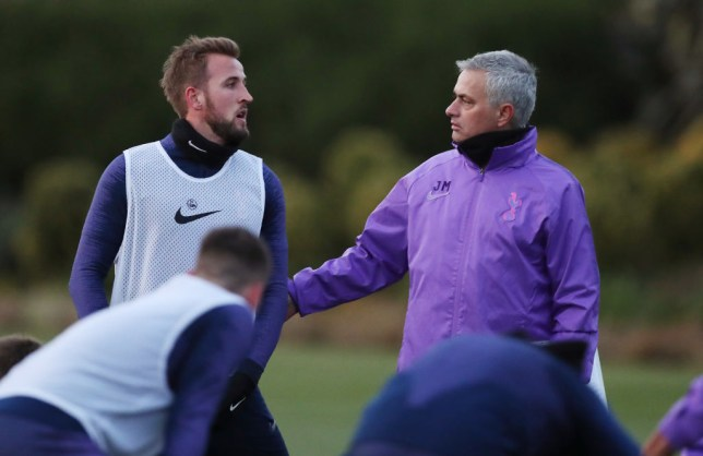 What Jose Mourinho Told Tottenham Squad In First Training Session After Replacing Mauricio Pochettino Metro News