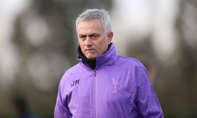 Jose Mourinho has had two training sessions with his new squad
