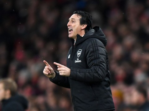 Unai Emery hits out at claims he has lost the Arsenal dressing room
