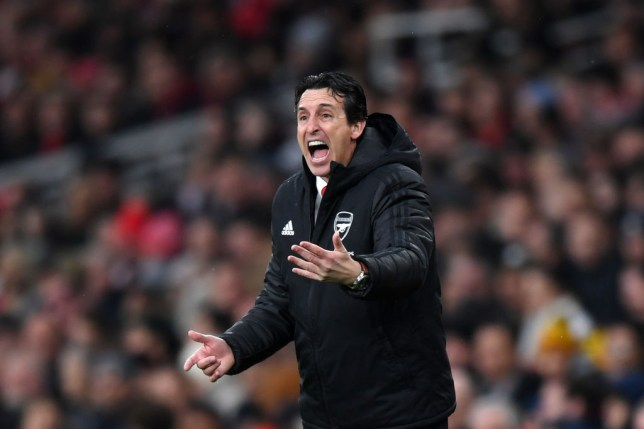 Unai Emery admits he understands supporters' frustrations