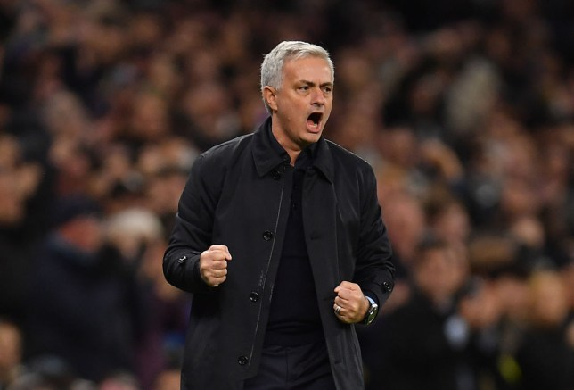 Jose Mourinho has got Tottenham back to winning ways
