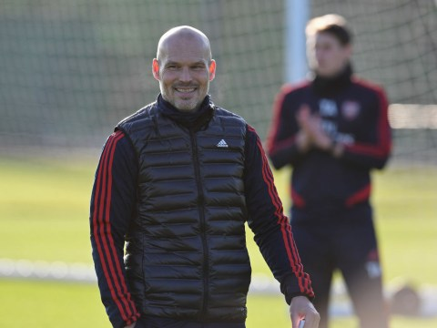 Full transcript: Freddie Ljungberg's first interview as Arsenal manager