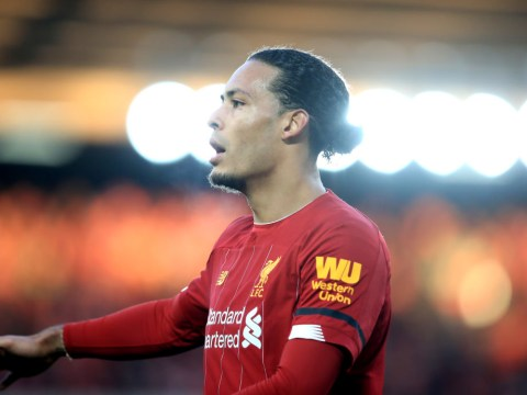 Virgil van Dijk issues rallying cry to Liverpool team-mates ahead of Everton derby clash