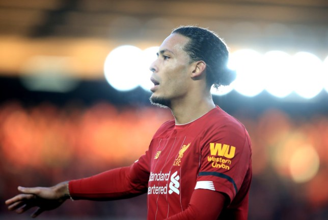 Virgil van Dijk could be tempted to leave Liverpool for Real Madrid or Barcelona