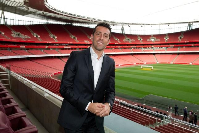 Arsenal technical director Edu overhauls coaching setup
