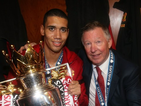 Chris Smalling reveals how Sir Alex Ferguson convinced him to choose Man Utd over Arsenal