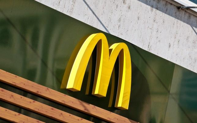 McDonald's apologises