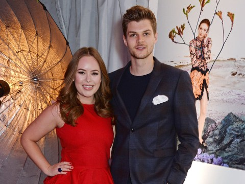 YouTuber Tanya Burr insists she and Jim Chapman are still 'best friends' after divorce