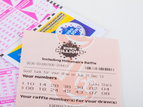 Someone in the UK woke up £105,000,000 richer after winning Euromillions