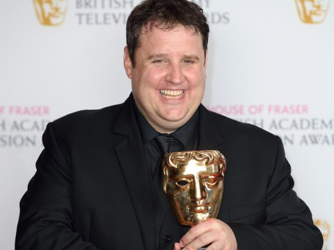 What did Peter Kay say about his Channel 5 documentary?