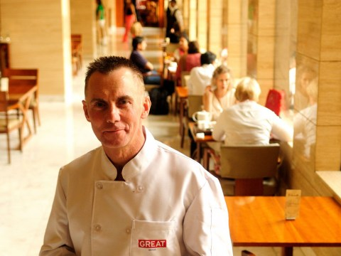 Gary Rhodes made me the chef I am today