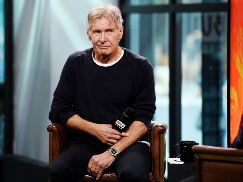 Harrison Ford to star in true crime series The Staircase