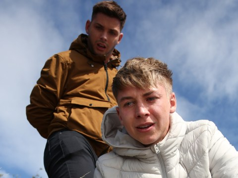 Hollyoaks spoilers: Billy Price promises 'journey' for Sid Sumner after he kills dad Stuart in far-right climax