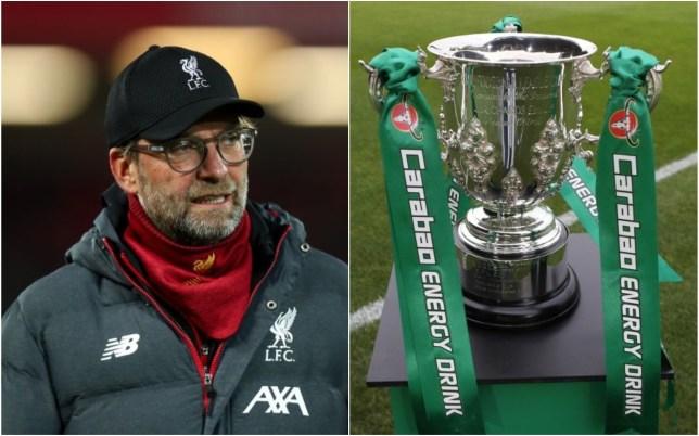 Jurgen Klopp faces a selection dilemma for the Carabao Cup clash with Aston Villa