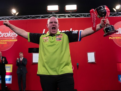 Michael van Gerwen says Gerwyn Price has work to do to create a genuine rivalry