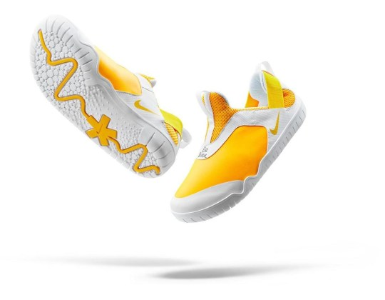 Zion Thompsons design for Nike Air Zoom Pulse for doctors and nurses