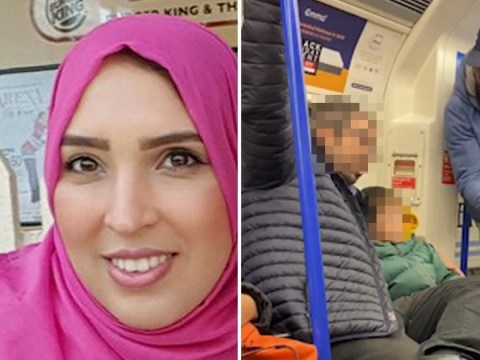 Jewish dad wants to meet Muslim woman who stood up for him on Tube