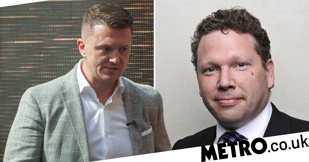 Tory candidate retweets Tommy Robinson 'Muslim paedophiles' post