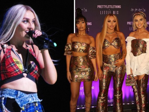 Perrie Edwards denies Little Mix rift rumours: 'People assume girls don't get along with girls'