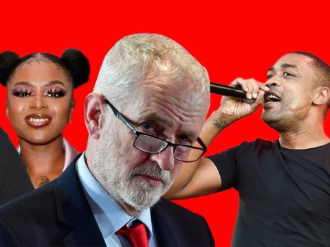 #Grime4Corbyn relaunch in unexpected boost for Labour