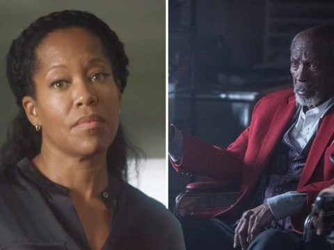 Watchmen episode 6 shocker: Regina King 'couldn't collect herself' after that massive twist