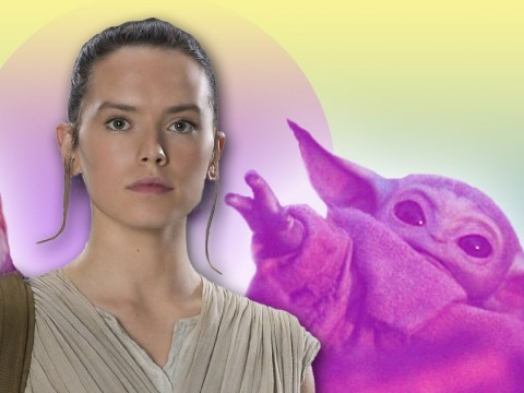 Star Wars's Daisy Ridley declares her place on team Baby Yoda and who could blame her?