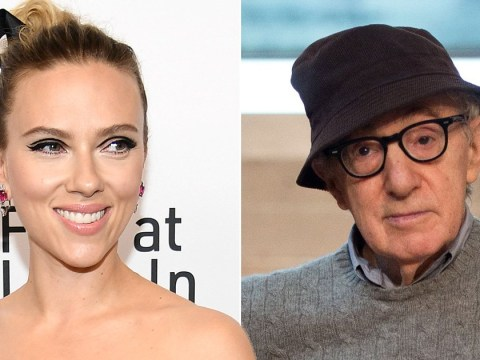 Scarlett Johansson stands by comments about believing Woody Allen but admits it could be 'triggering'