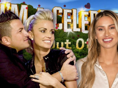 Ferne McCann gutted there's no Katie Price or Peter Andre style romance in I'm A Celebrity