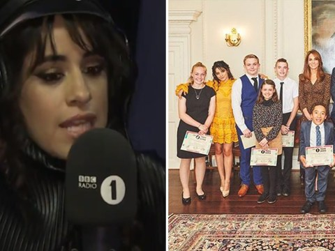 William and Kate's sassy response to Kensington Palace pencil thief Camila Cabello