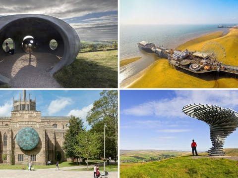 Ey up cocker! Lancashire wants to become the City of Culture 2025
