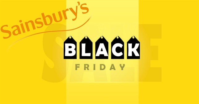 The best Sainsbury's Black Friday deals including discounts on Tu clothing