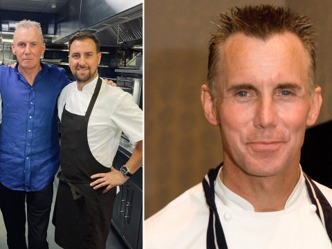 Gary Rhodes pictured on new Dubai TV show days before his death as he 'suddenly fell ill during filming'