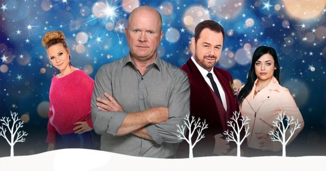EastEnders Christmas spoilers