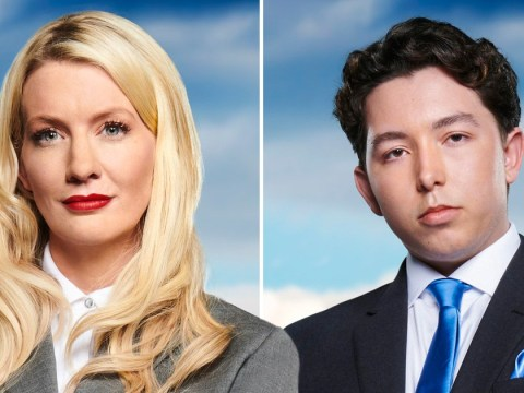 The Apprentice candidate Ryan-Mark blows up at 'nasty' Marianne Rawlins: 'She's making false claims about me!'