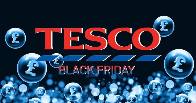 Don't miss Tesco Black Friday