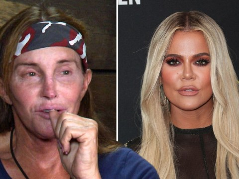 Caitlyn Jenner 'still isn't talking to Khloe Kardashian' as she opens up to I'm a Celebrity camp about her transition