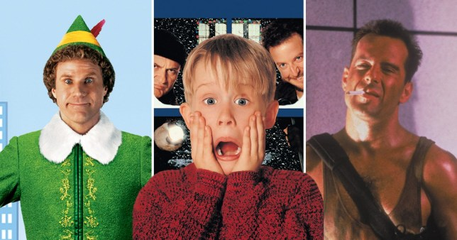 Elf, Home Alone and Die Hard are returning to cinemas as Christmas comes early