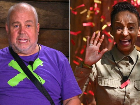 I'm A Celebrity fans convinced Cliff Parasi would have left instead of Adele Roberts if 'voting app worked'