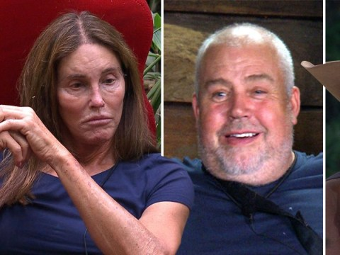 I'm A Celebrity's Cliff Parisi stuns campmates as he says he tips his driver with a holiday every year